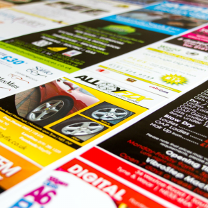 WHY PRINT MEDIA IS AN IMPORTANT PART OF YOUR MARKETING EFFORTS
