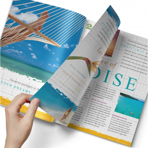 MAGAZINES / BOOKLETS