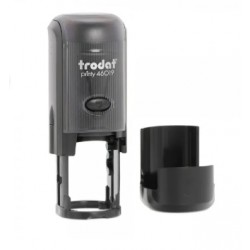 "Trodat Printy 46019 3/4"" diam. - Self inking - Custom Stamp"
